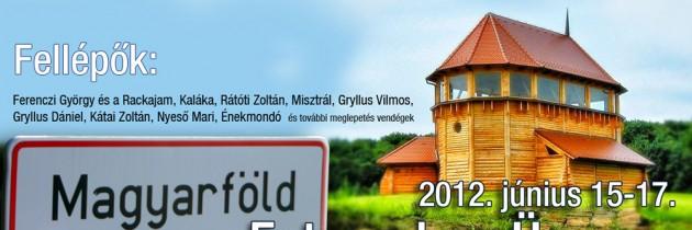 A Fatemplom Ünnepe 2012 – 1. nap