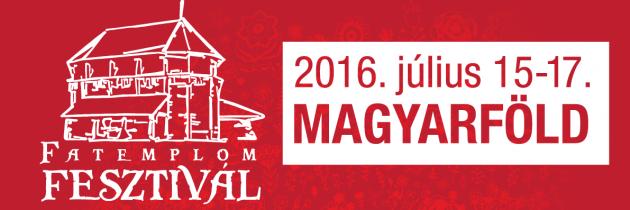 Fatemplom Fesztivál 2016