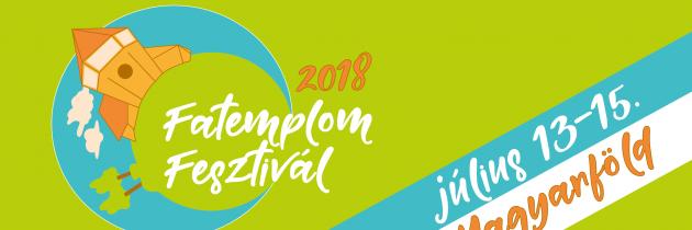 Fatemplom Fesztivál 2018