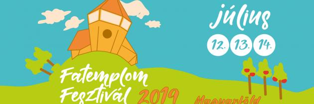 Fatemplom Fesztivál 2019